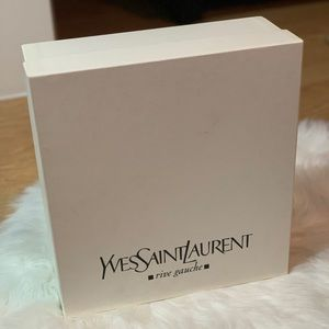 Yves Saint Laurent Other - Yves Saint Laurent empty shoe box for sale!